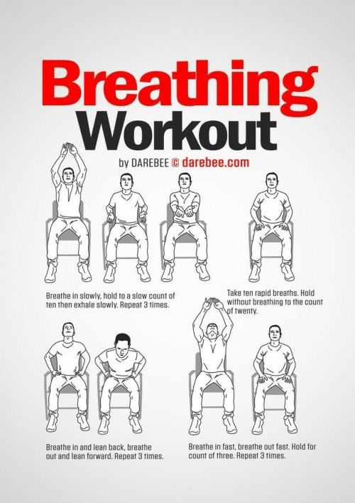 Yoga: Breathing Workout