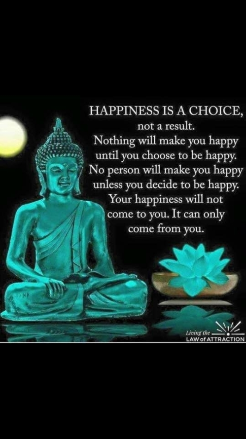 Quote: Happiness is a choice.