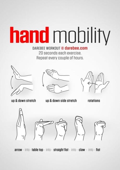 YOGA: HAND MOBILITY
