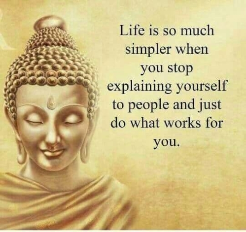 Quote: Life is so much simpler when...